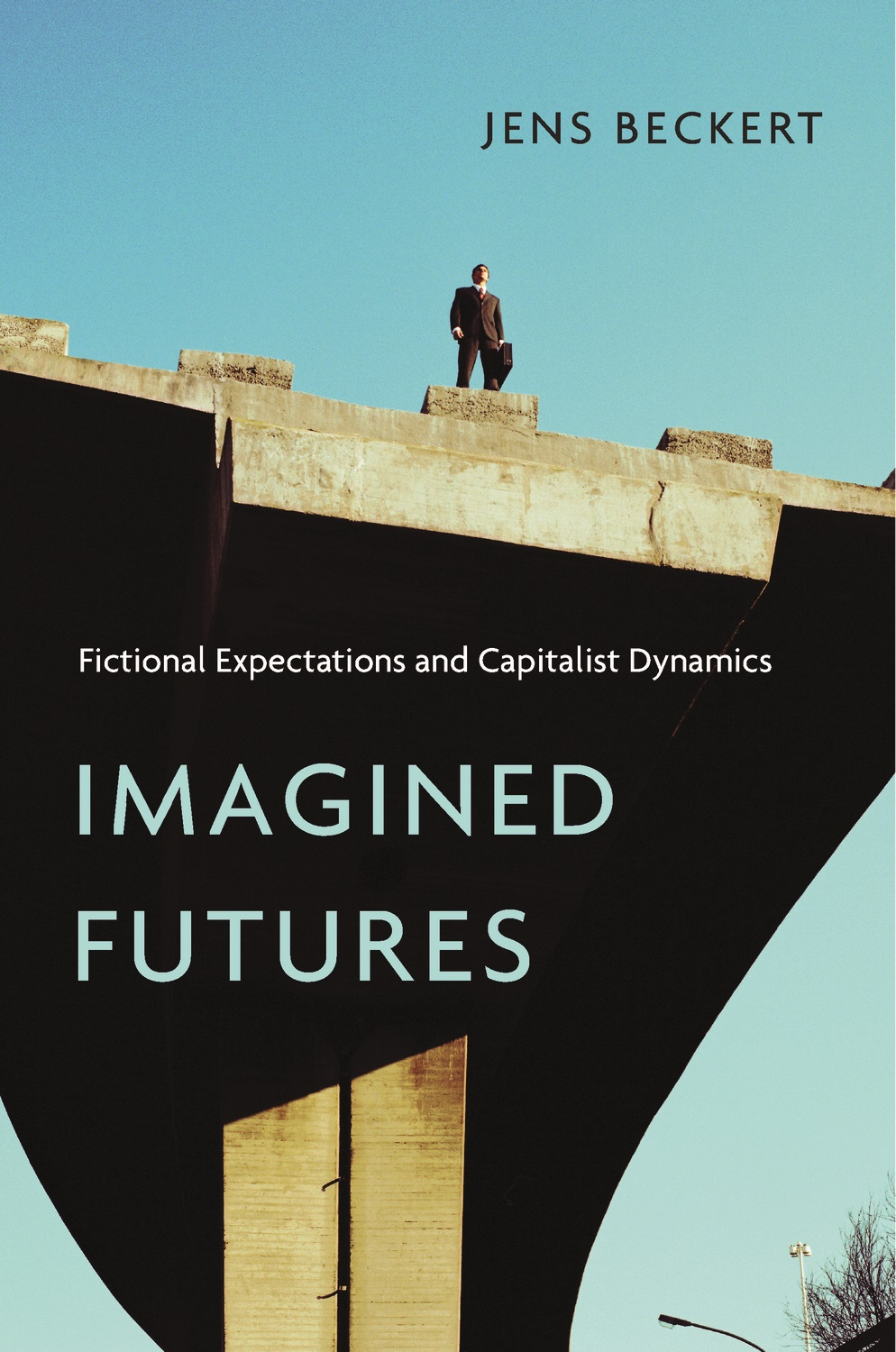 Imagined Futures.Cover